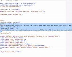 HTML – När du vill arbeta på nätet