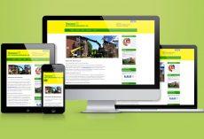 Att skapa en hemsida i HTML